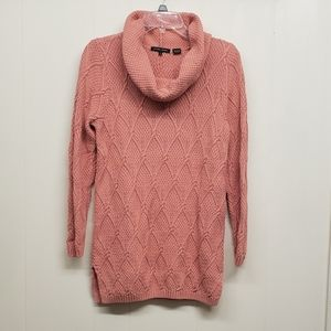 Like New! Coral Knit Sweater